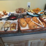 continental breakfast Rockport, ME